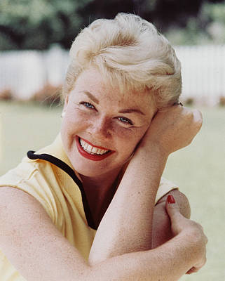 Doris Day Poster