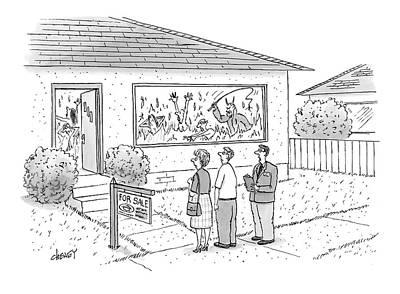 New Yorker September 15th, 2008 Poster