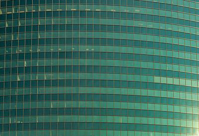 333 W Wacker Building Chicago Poster by Steve Gadomski