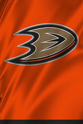 Anaheim Ducks Poster