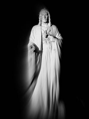 Views From Inside St Entienne Du Mont Church In Paris France Poster by Richard Rosenshein