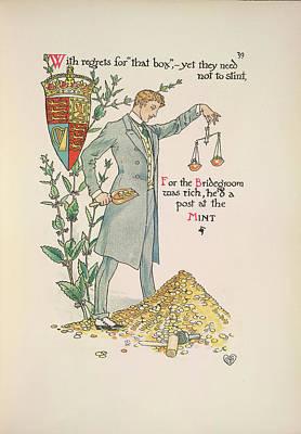 A Flower Wedding Poster