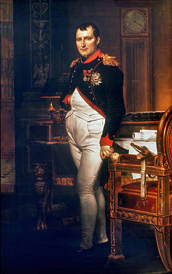 Napoleon Bonaparte (1769-1821) Poster