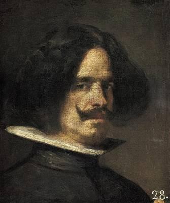 Velazquez, Diego Rodr�guez De Silva Poster