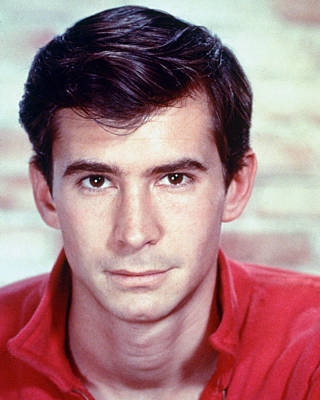 Anthony Perkins Poster by Silver Screen