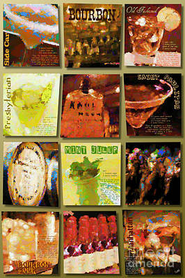 Bourbon Poster