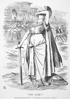 Charles George Gordon (1833-1885) Poster by Granger