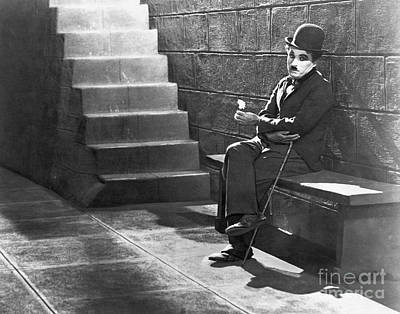 Charlie Chaplin Poster by MMG Archives