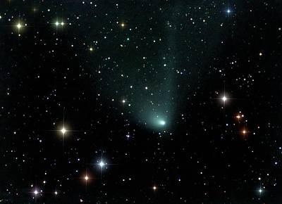 Comet C2011 L4 Poster