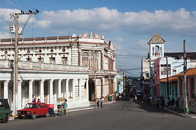 Cuba, Pinar Del Rio Province, Pinar Del Poster