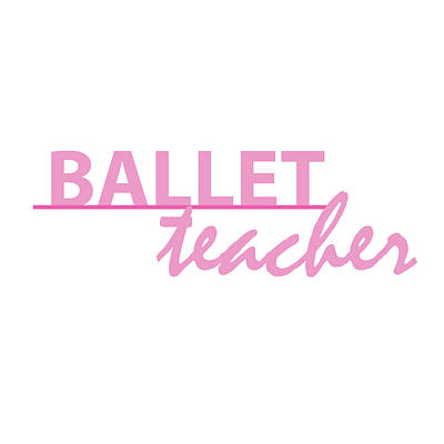 Dance And Ballet Poster by Kike Calvo