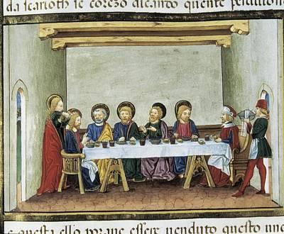 De Predis, Cristoforo 1440-1486 Poster by Everett