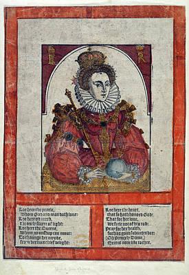 Elizabeth I Poster by British Library