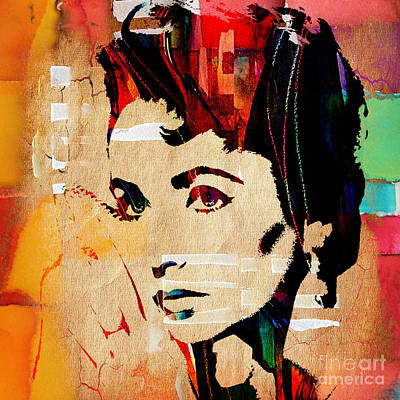 Elizabeth Taylor Collection Poster