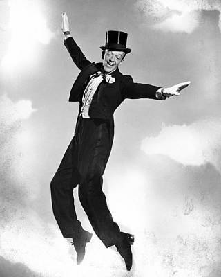 Fred Astaire Poster