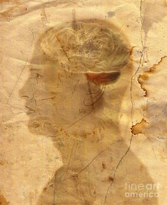 Gears In The Head Poster by Michal Boubin