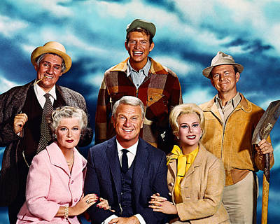 Green Acres  Poster by Silver Screen