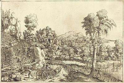 Hans Sebald Lautensack German, 1524 - 1561-1566 Poster by Quint Lox