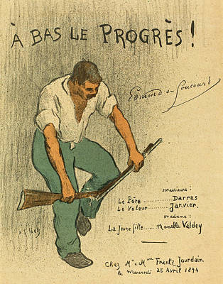 Henri-gabriel Ibels French, 1867 - 1936 Poster by Quint Lox