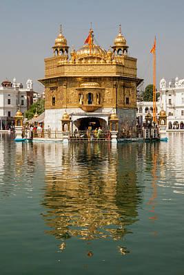 India, Punjab, Amritsar Poster