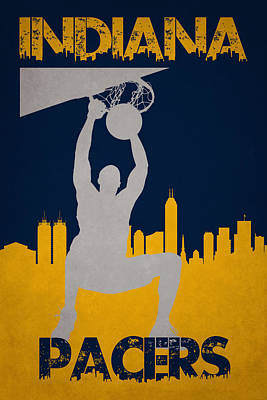 Indiana Pacers Poster