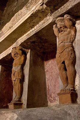 Italy, Campania, Pompeii Poster