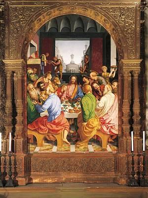 Italy, Lombardy, Milan, Santa Maria Poster by Everett