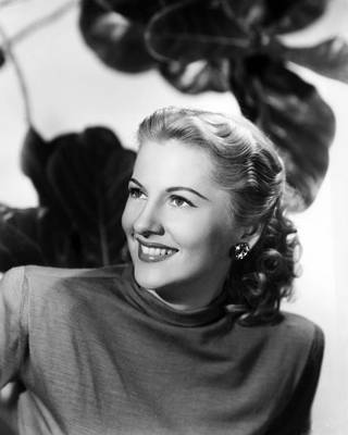 Joan Fontaine Poster
