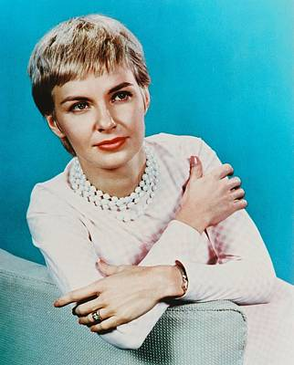 Joanne Woodward Poster by Silver Screen