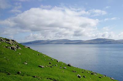 Kingdom Of Denmark, Faroe Islands (aka Poster by Cindy Miller Hopkins