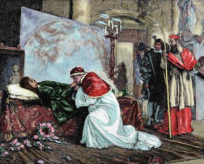 Leo X (1475-1521 Poster by Prisma Archivo