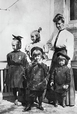 Mamie Eisenhower (1896-1979) Poster