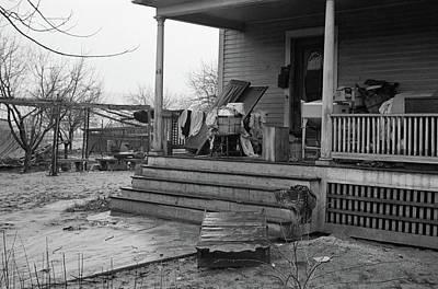 Massachusetts Flood, 1936 Poster by Granger