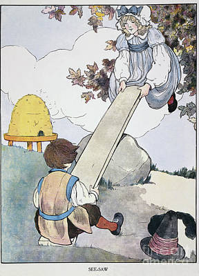 Mother Goose, 1916 Poster by Granger