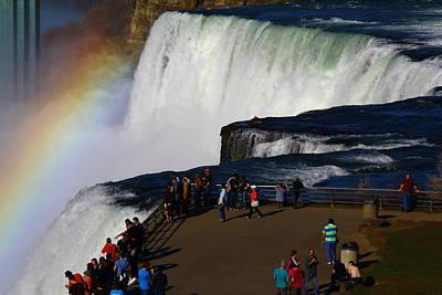 Niagara Falls New York Poster