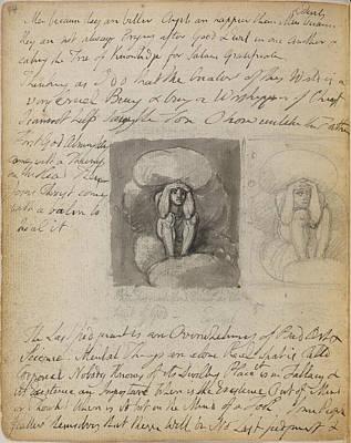 Notebook Of William Blake Poster