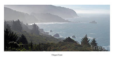 Oregon Coast Poster by Twenty Two North Photography