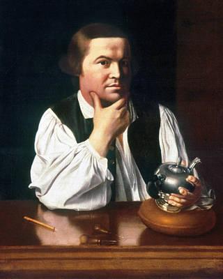 Paul Revere (1735-1818) Poster