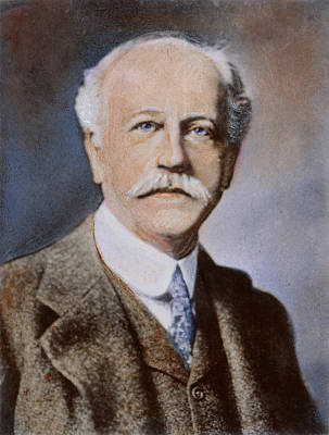 Percival Lowell (1855-1916) Poster
