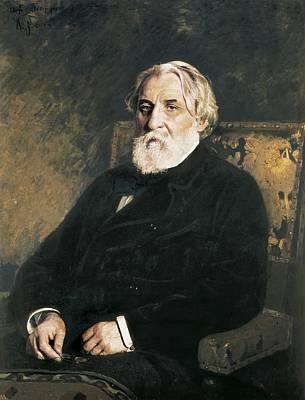 Repin, Ilya Yefimovich 1844-1930 Poster