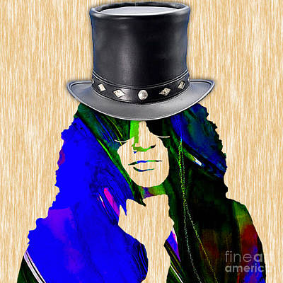 Slash Collection Poster