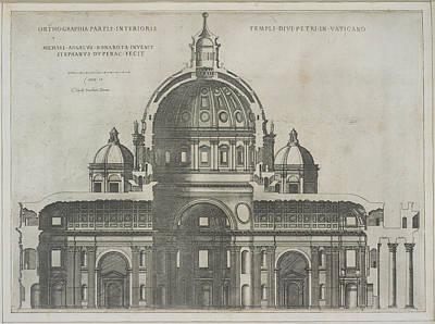 St. Peter's Basilica Poster