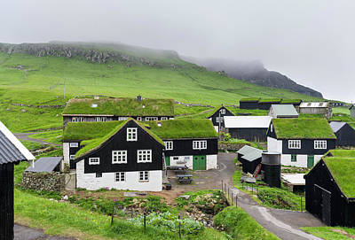 The Village On Island Mykines, Part Poster
