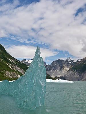 Usa, Alaska, Glacier Bay National Park Poster