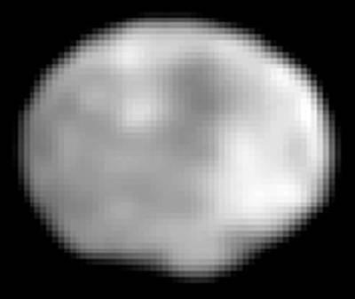 4 Vesta, Asteroid Vesta Poster by Science Source
