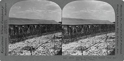 World War I Prisoners Poster
