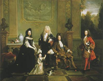Louis Xiv (1638-1715) Poster by Granger