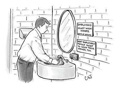New Yorker July 31st, 2006 Poster by Carolita Johnson