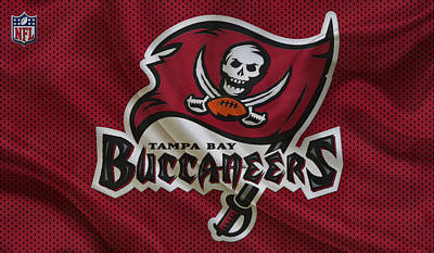 Tampa Bay Buccaneers Poster