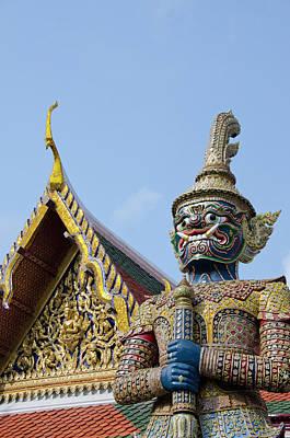 Thailand, Bangkok Poster by Cindy Miller Hopkins
